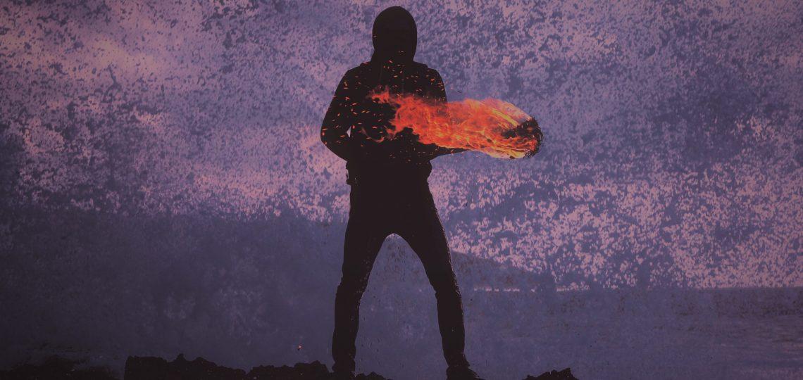 Branding para quemados